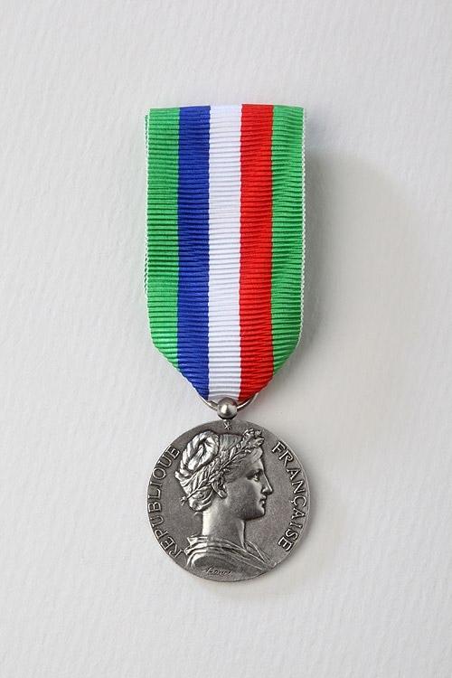Medailles D Honneur Honneur Agricole Mouret Medailles