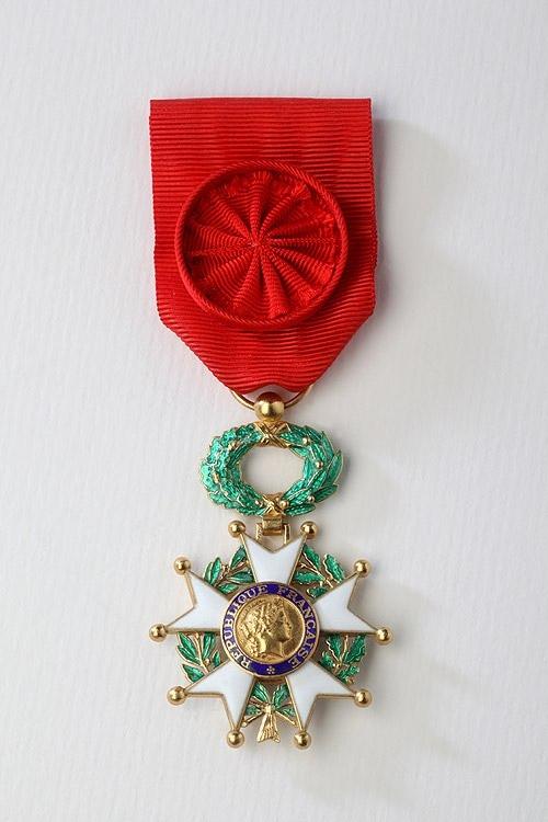 ordres nationaux ordre de la l gion d 39 honneur mouret